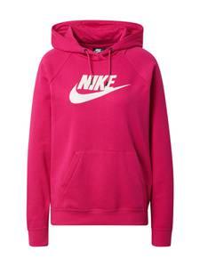 Nike Sportswear Sweatshirt weiß / pink