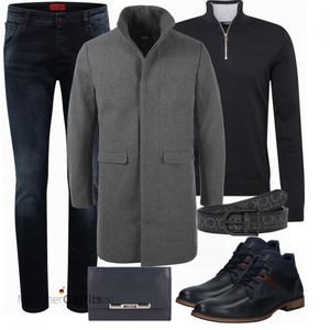 Casual Business Look MaennerOutfits.de