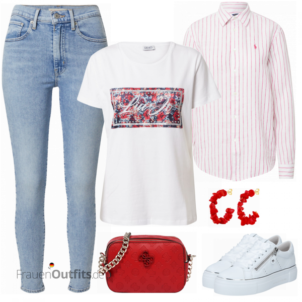 High End Alltagsoutfit FrauenOutfits.de