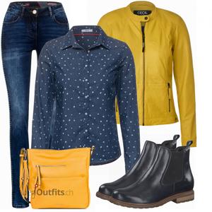 Outfit für den Frühling FrauenOutfits.ch