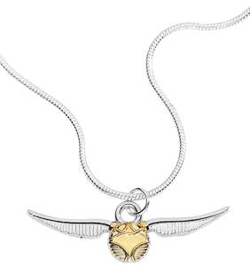 Harry Potter Goldener Halskette