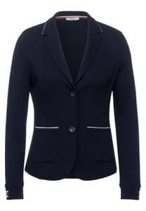 CECIL Damen Blazer mit College-Details in Blau