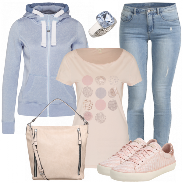 Pastel FrauenOutfits.ch