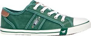 Sneaker von Mustang in grün für Damen von bonprix