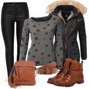 Outfit für den Winter FrauenOutfits.de