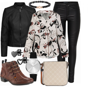 Trendiger Business Look FrauenOutfits.de