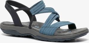 Skechers Reggae Slim Skech Appeal sandalen blauw - Maat 37