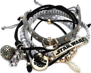 Star Wars Symbole Armband-Set