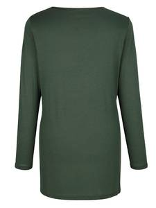 Shirt MIAMODA Khaki