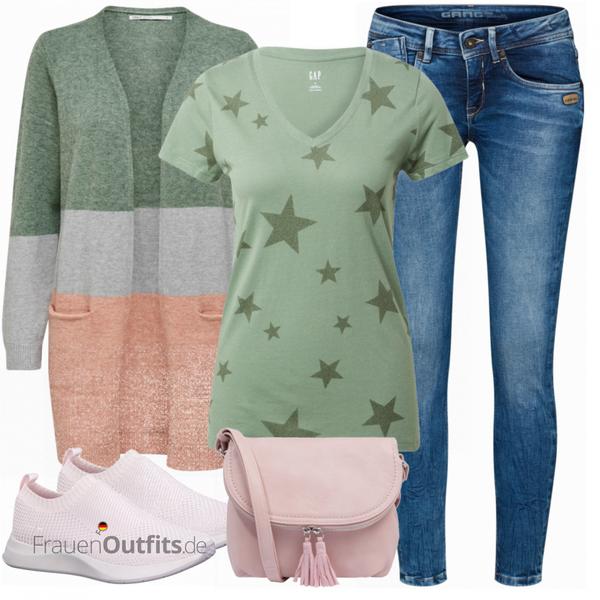 Stylisches Outfit für den Frühling FrauenOutfits.de