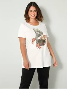 Shirt weiß Sara Lindholm