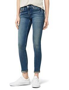 Tommy Jeans Damen Mid Rise Nora Skinny Jeans, Royal Blue Stretch 911, W28/L30