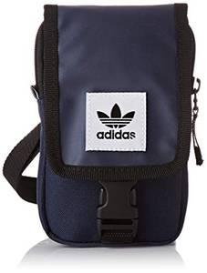 adidas Unisex-Erwachsene MAP BAG Umhängetasche, Blau (Maruni), 24x15x45 centimeters