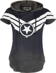 Captain America Star T-Shirt