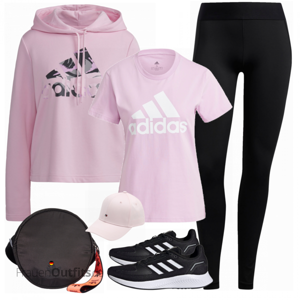 Sportliches Outfit FrauenOutfits.de