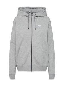 Nike Sportswear Sweatjacke ''Essntl'' graumeliert
