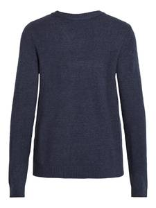 VILA Pullover ''Ril'' dunkelblau
