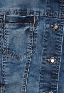 Indoor Jacke In Denim Style A211330