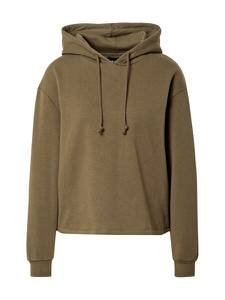 PIECES Sweatshirt ''RESET'' khaki