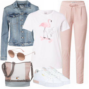 Street Style Outfit VrouwenOutfits.be