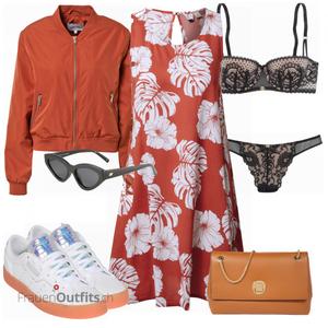 Stylisches Outfit für den Frühling FrauenOutfits.ch