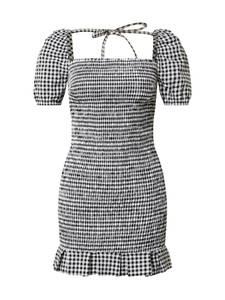 GUESS Kleid ''Aida'' weiß / schwarz