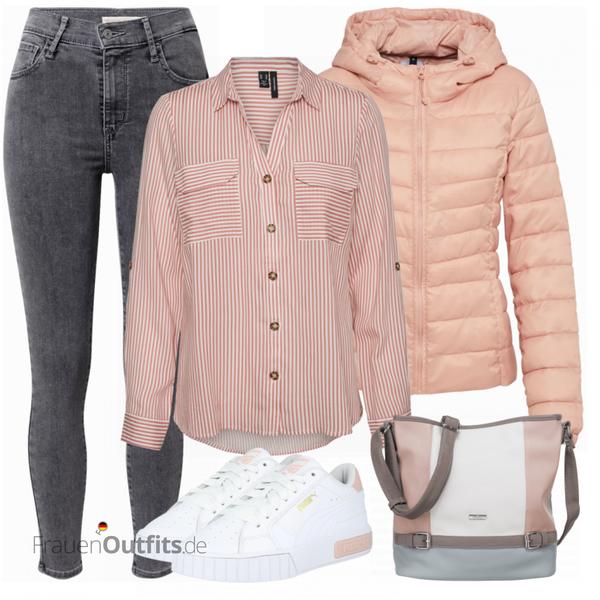 Frühlings Outfit FrauenOutfits.de