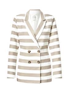 Guido Maria Kretschmer Collection Blazer ''Daria'' beige / weiß