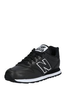 new balance Sneaker schwarz / weiß