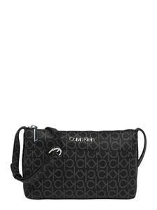 Calvin Klein Umhängetasche schwarz / grau