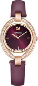 Swarovski Schweizer Uhr ''Stella'' bordeaux