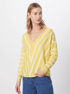 ONLY Pullover ''Aya'' limone / weiß