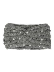 ABOUT YOU Damen - Mützen & Caps ''Thea Headband'' grau