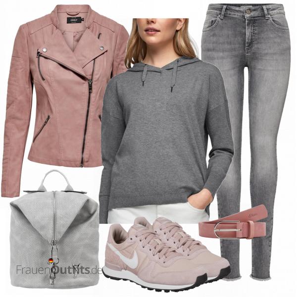 Leichtes Outfit FrauenOutfits.de