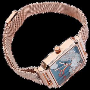 Mulan Mushu Armbanduhren