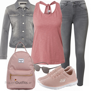 Sportliches Sommer Outfit FrauenOutfits.de