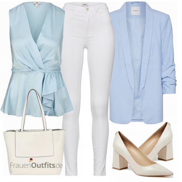 Büro Outfit FrauenOutfits.de