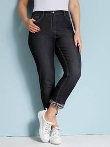 Jeans black stone MIAMODA