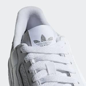 ADIDAS ORIGINALS Sneaker ''Continental 80'' silber / weiß