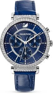 Swarovski Uhr marine