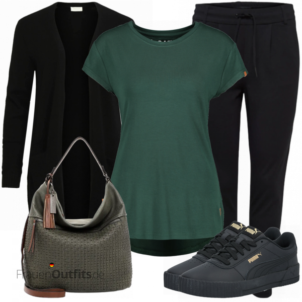 Schickes Herbst Outfit FrauenOutfits.de