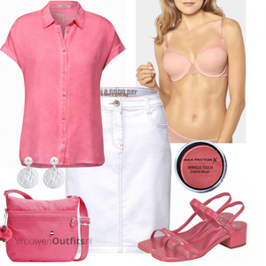 Mooie zomer look VrouwenOutfits.nl