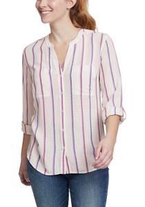 Rivierah Shirt - langarm mit Y-Ausschnitt