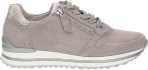 Gabor 66.528.12 Dames Sneakers - Beige - Maat 39