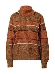 OBJECT Pullover ''Groningen'' braun / mischfarben