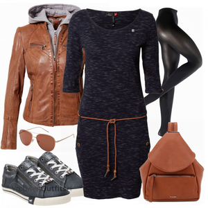 Mooie lente outfit VrouwenOutfits.nl