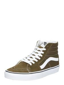 VANS Sneaker SK8-Hi weiß / oliv
