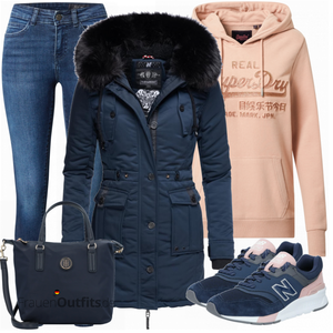 Winter Outfit FrauenOutfits.de