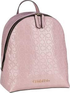 Calvin Klein Rucksack '' CK Must EM Backpack SM PF20 '' rosa