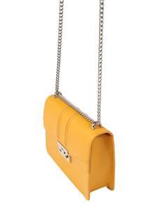 Seidenfelt Manufaktur Tasche ''ROROS'' gelb